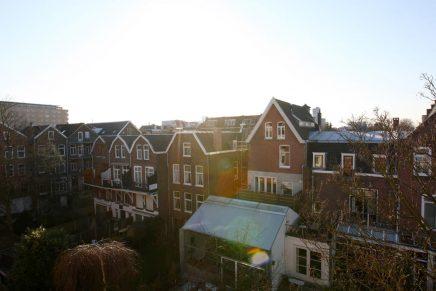 Uitzicht balkon