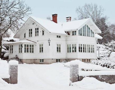 1800 stijl huis, gebouwd in 2000