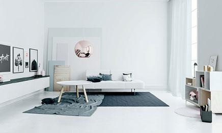 3d ontwerpen van een design woonkamer inrichting for 3d interieur ontwerpen