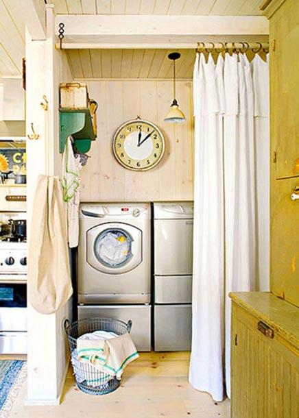 6 interieur idee n voor kleine ruimtes inrichting - Klein interieur ruimte ...