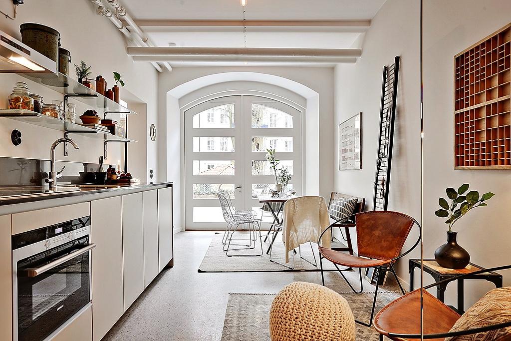 Creatief Formido Keukens : Glazen muur tussen keuken en woonkamer inrichting huis.com