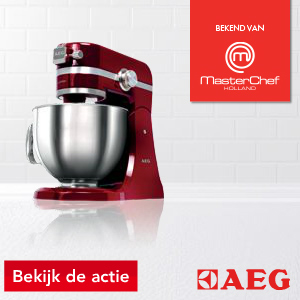 AEG keukenmachine