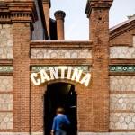 Oude Slachthuis, nieuwe Cultureel centrum in Madrid