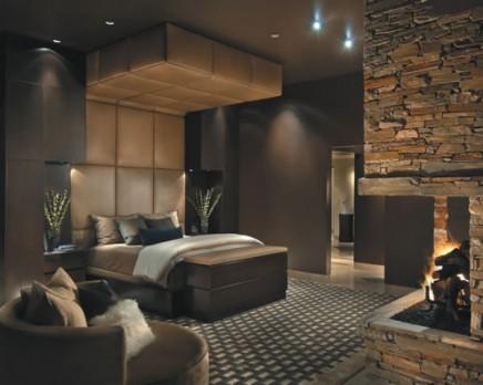 Glamour Im Schlafzimmer | Wohnideen Einrichten Schlafzimmer Einrichten Brauntne