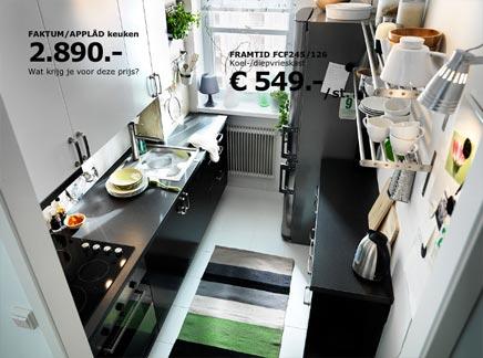 Inspiratie Ikea Keuken : Ikea keukens voorbeelden inrichting huis.com