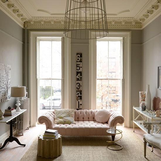 Elegant new yorks appartement inrichting - Chique en gezellige interieur ...