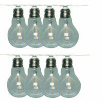 Marbella Solar Stringlight 8 lampen 380cm