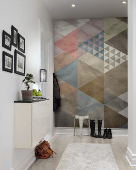 Nya Interieurontwerp Klusavontuur Optische Illusie Rebel Walls