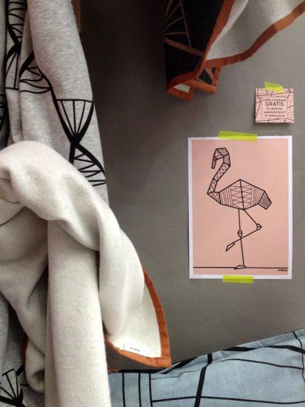 Pillah sweatshirt lightgrey Nya Interieurontwerp
