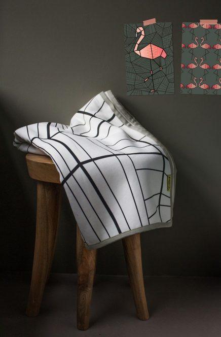 Pillah sweatshirt white Nya Interieurontwerp
