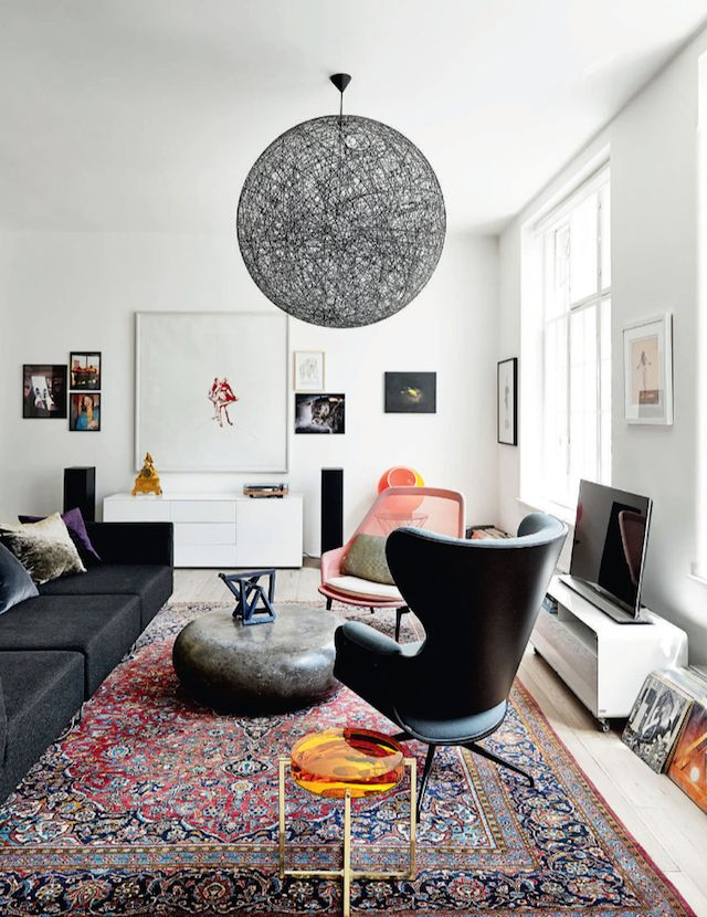 Nya Interieurontwerp Rozenkelim frenchbydesignblog.com