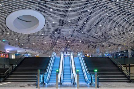 Nya Interieurontwerp Station Delft totaalplaatje spoorzonedelft.nl 1