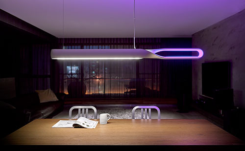 The Infinito Light van producent QisDesign