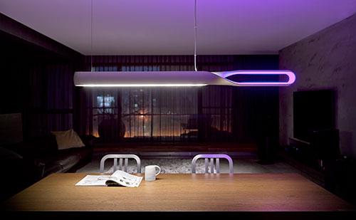 The Infinito Light van producent QisDesign