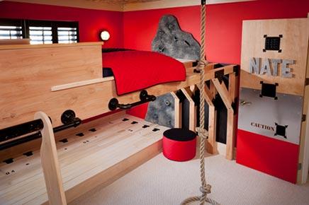Kinderkamer Met Mosgroen : Leuke kinderkamer kleur inrichting huis.com