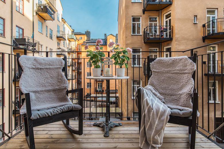 Dit appartement van 78m2 heeft maar liefst vier slaapkamers!