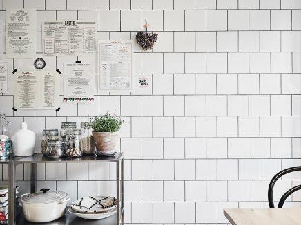 Appartement met een mix van stoere details en mooie styling