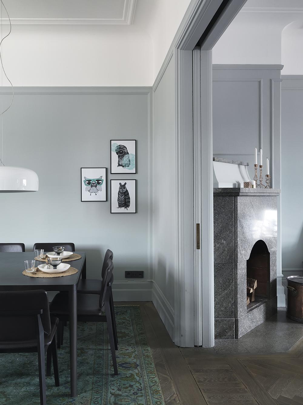 Idee groen keuken - Keuken kleur idee ...
