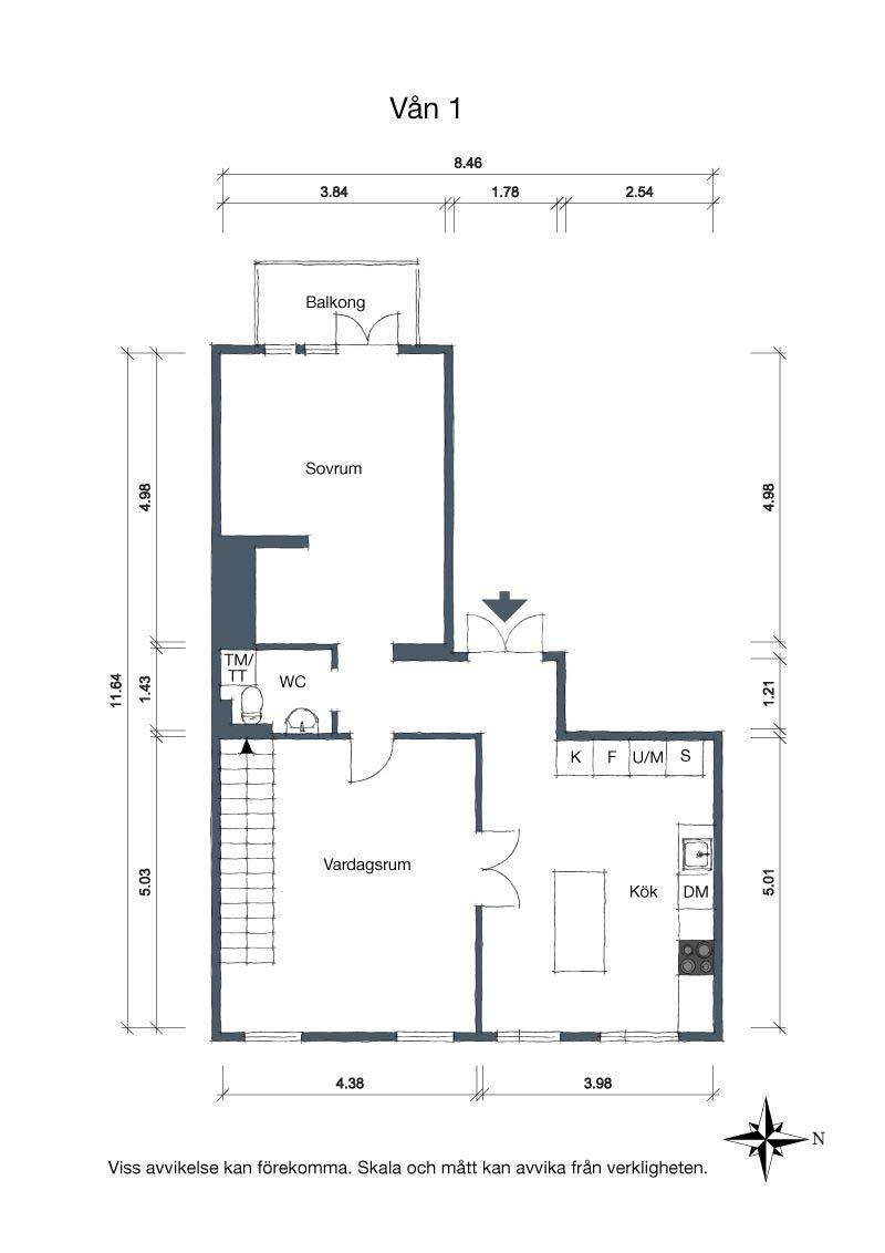 appartement samenvoegen indeling plattegrond
