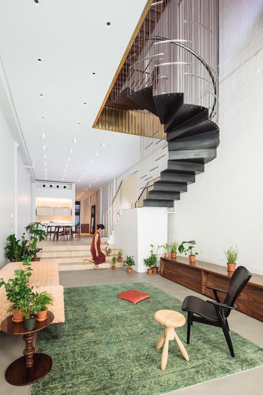 Architect Dash Marshall voegt twee woningen tot één grotere familiewoning