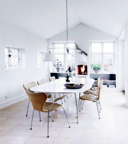 artemide tolomeo lampen inrichting. Black Bedroom Furniture Sets. Home Design Ideas
