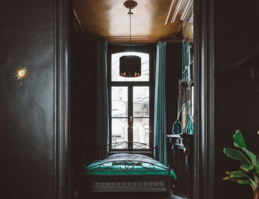 Atelier Turquoise guesthouse in Gent