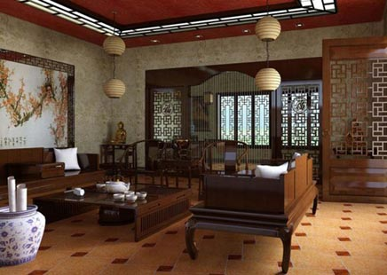 Aziatische interieur ideeen