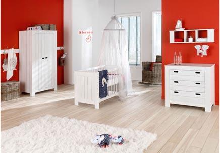 babykamer in één keer ingericht | inrichting-huis, Deco ideeën