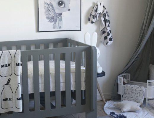 Babykamer van Chloe