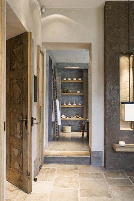 Badezimmer auf Formentera