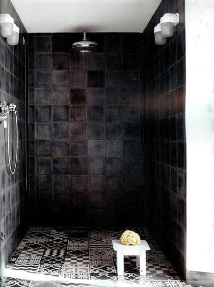 Badkamer ideeën van Hotelier Andrea Falkner Campi