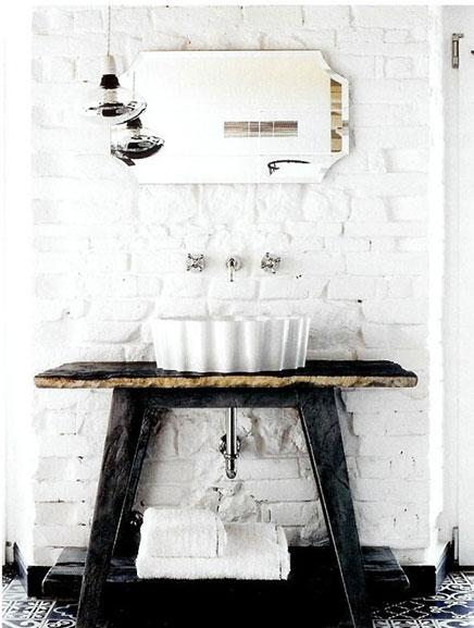 iet dorpel badkamer: 23 best images about badkamer on pinterest, Badkamer