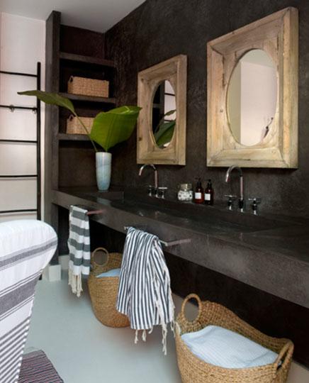 Vaak Badkamer ideeën Sotogrande resort | Inrichting-huis.com &ZW19