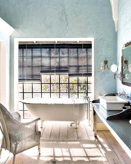 Badkamer van interieurontwerpster Heloisa Málaga