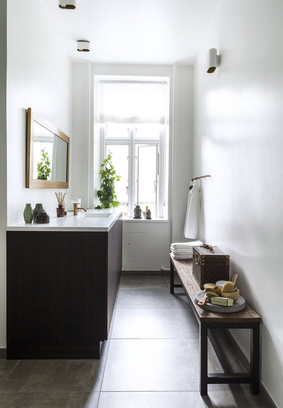 Deze badkamer is twee keer zo groot én zo mooi geworden!