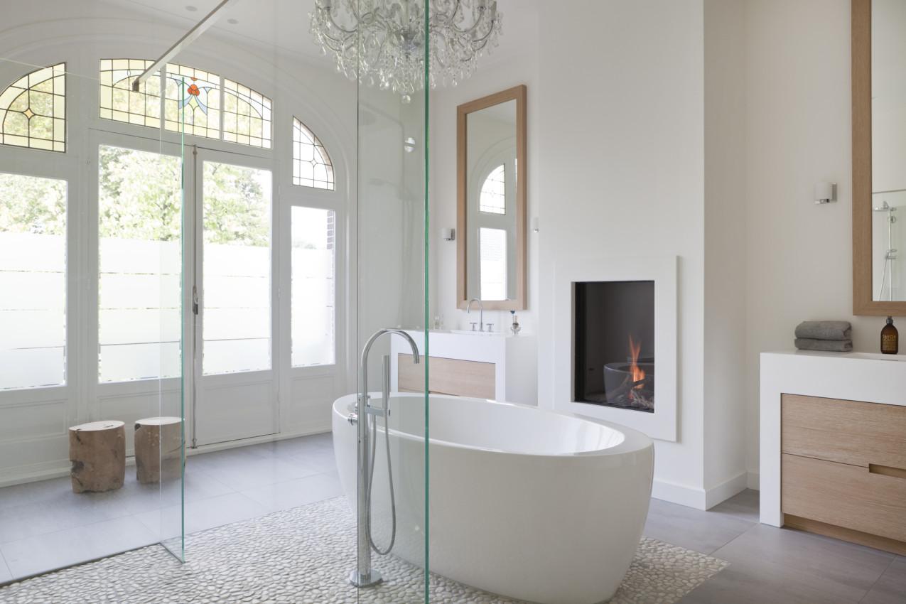 badkamer van karakteristiek herenhuis inrichting