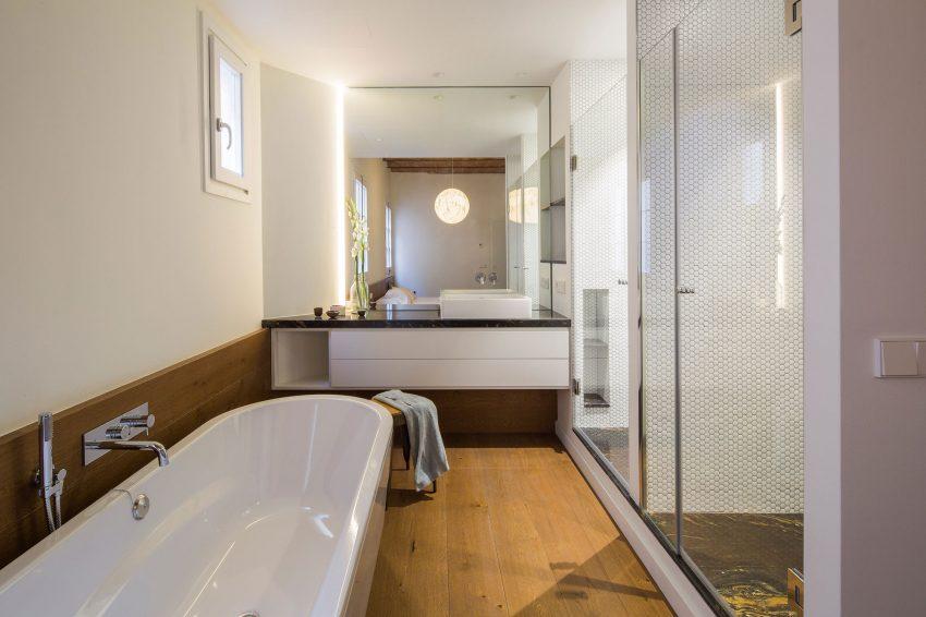 karakteristieke loft slaapkamer badkamer suite  inrichtinghuis, Meubels Ideeën