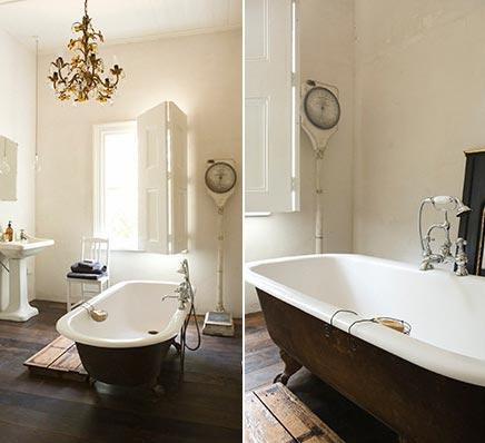 Badkamer van Lynda Gardner