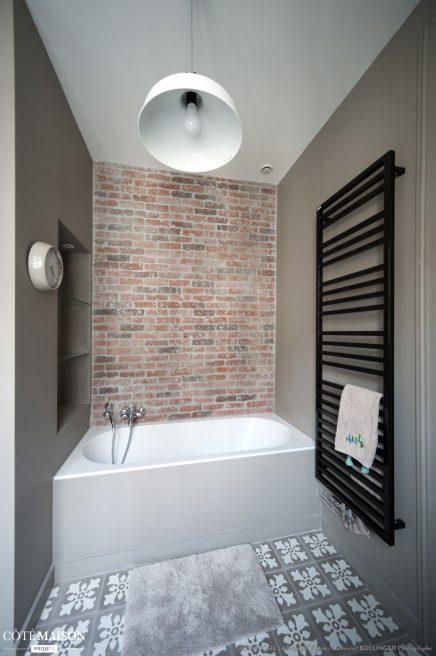 renovatie badkamer muur: renovatie royalty vrije foto's plaatjes, Badkamer