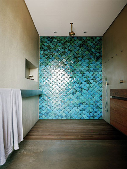 Badkamer ontwerp uit Palm Beach