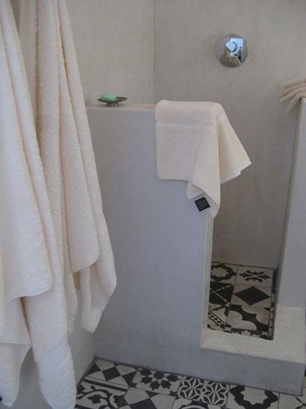 Badkamer renovatie van Kim Gray