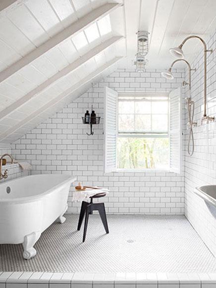 Badkamer renovatie van Leanne & Brad