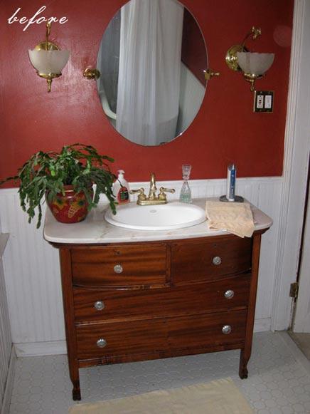 Badkamer renovatie van Percy