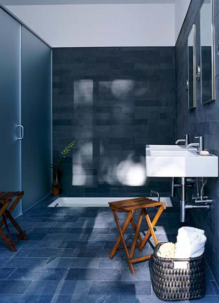 Badkamer met spa gevoel