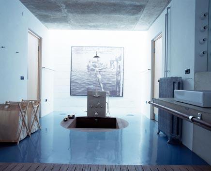 Badezimmer wie ein türkisches Badehaus