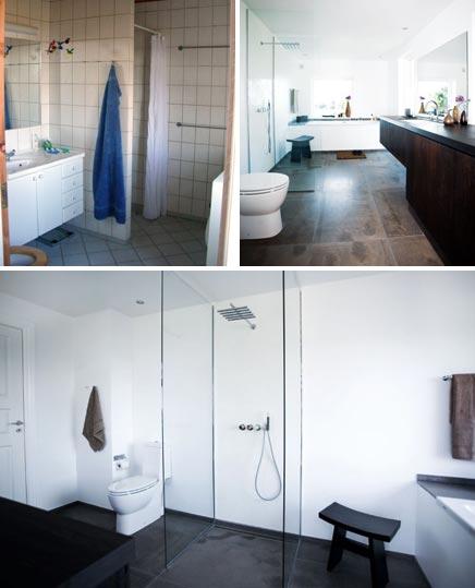 Badkamer verbouwing van Louise en Peer | Inrichting-huis.com