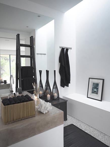 Badkamer van Villa Collection