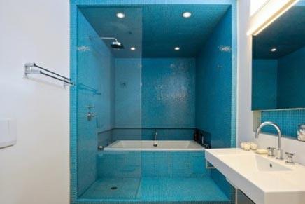 Badkamer met washok