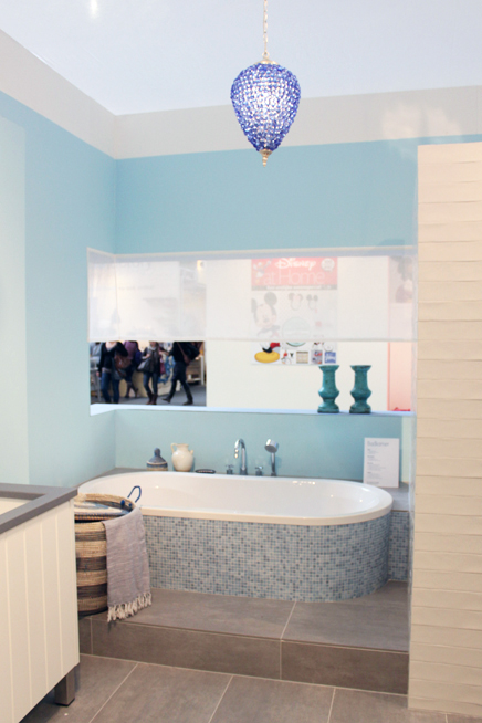 Badkamer van woonbeurs 2010 inrichting - Afbeelding voor badkamer ...