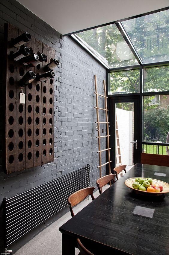 Stenen Muur Verven : Verf muur verwijderen gallery of kalk plafond verwijderen lampen